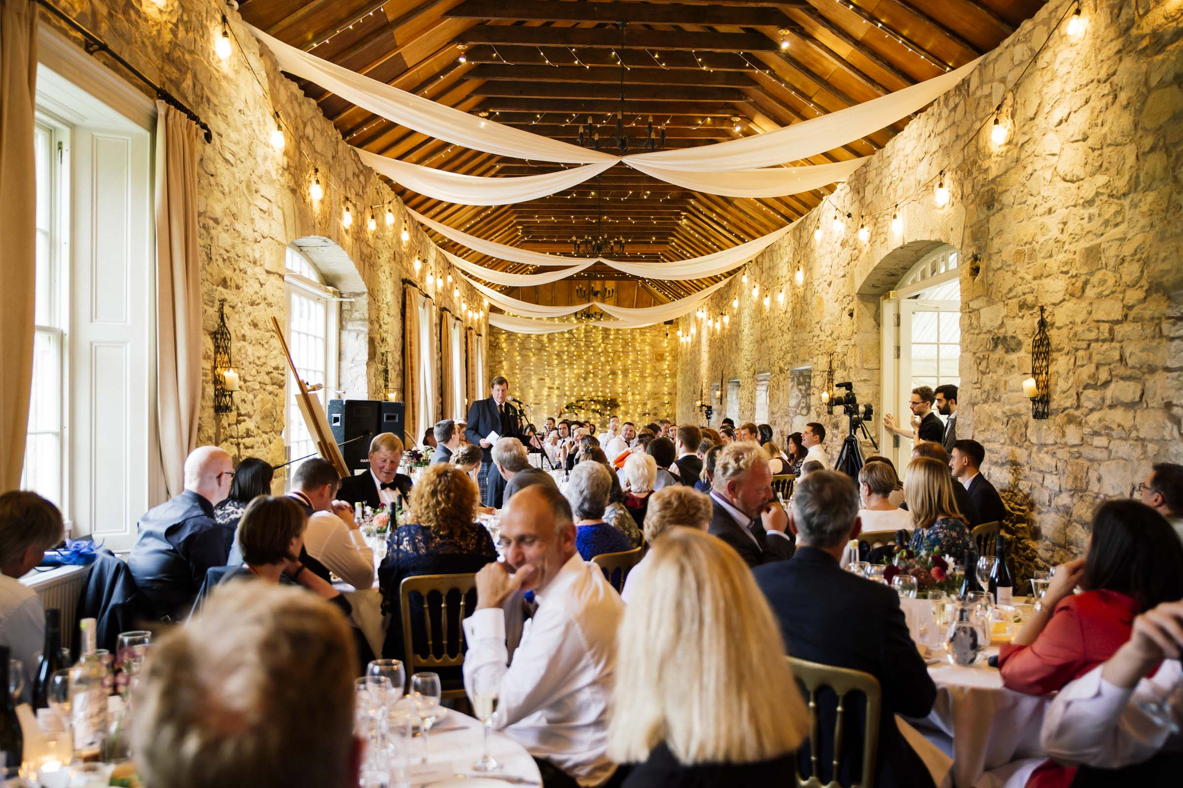Kirknewton House Stables Wedding Photography