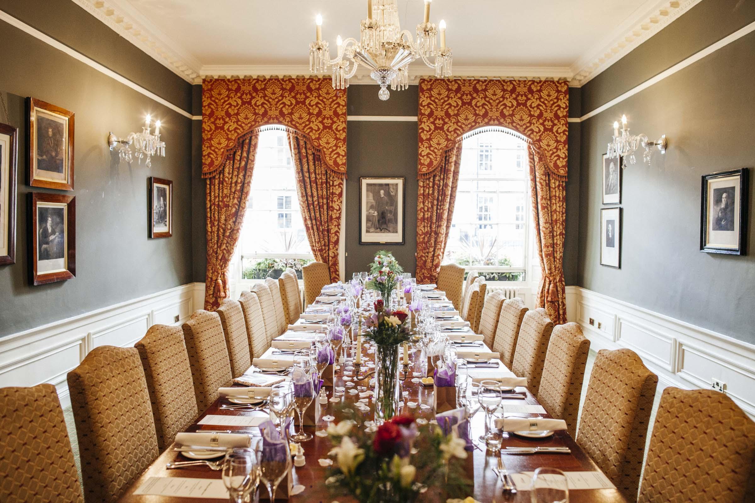 Intimate Scottish Wedding at Lothian Chambers by Ceranna Photography   Edinburgh Wedding Photographer
