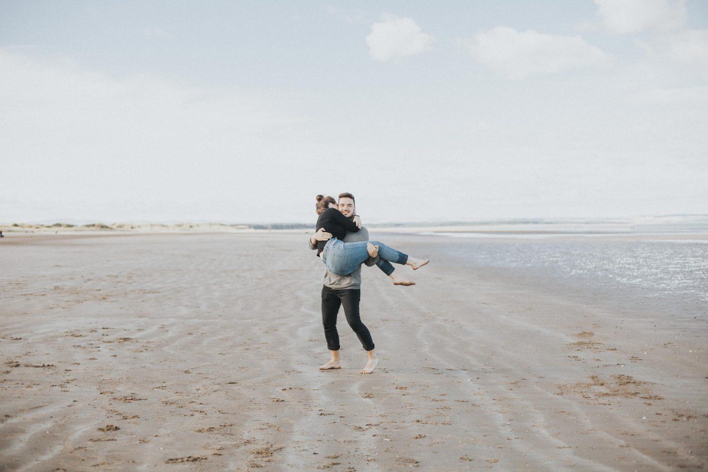 Saint Andrews Couple Photoshoot | Edinburgh Wedding Photographer | Ceranna Photography