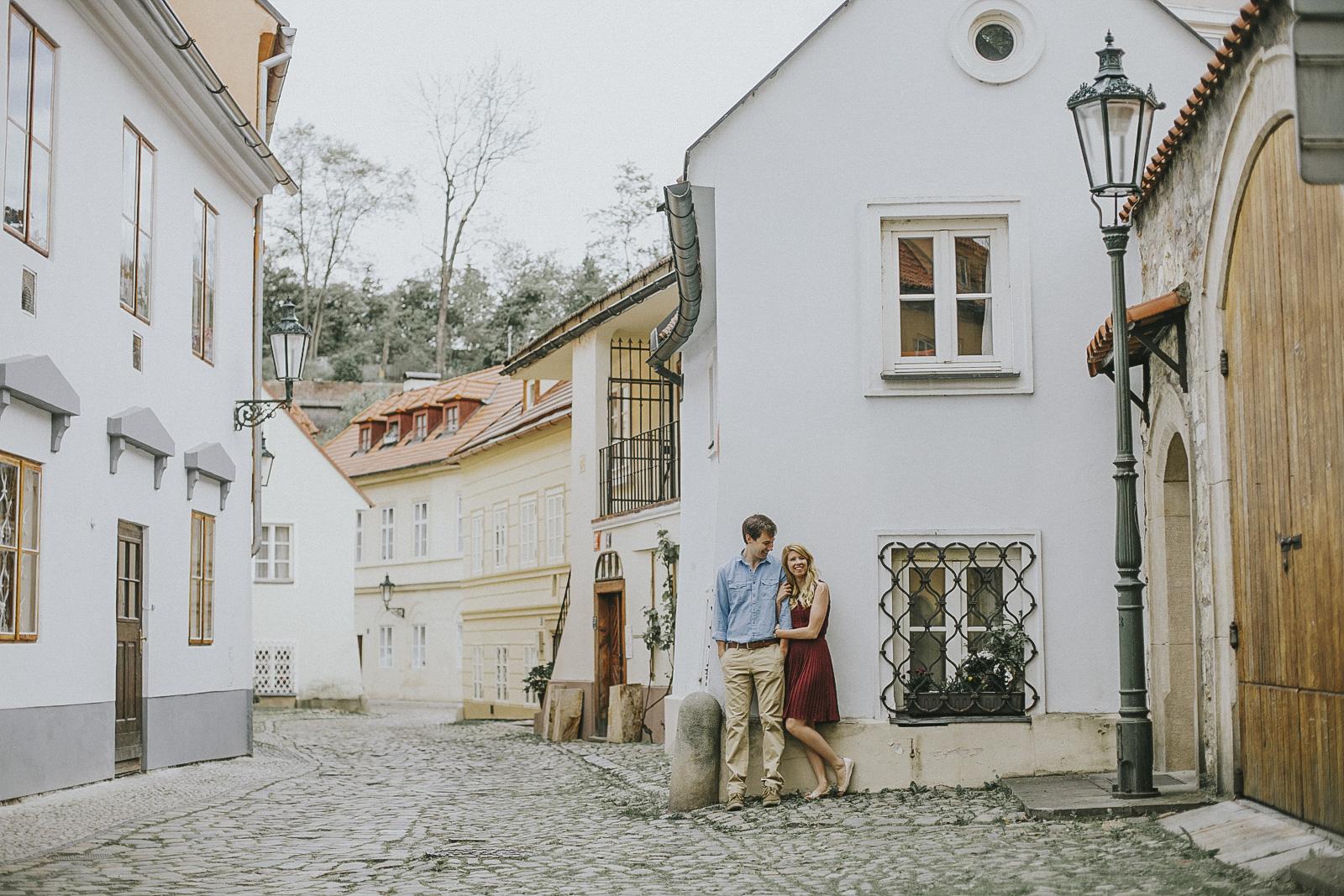 Prague Couple Photographer