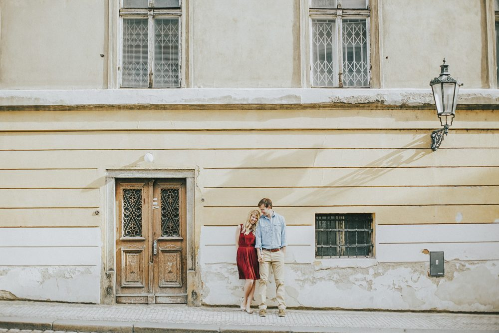 Prague Couple Photoshoot Photography