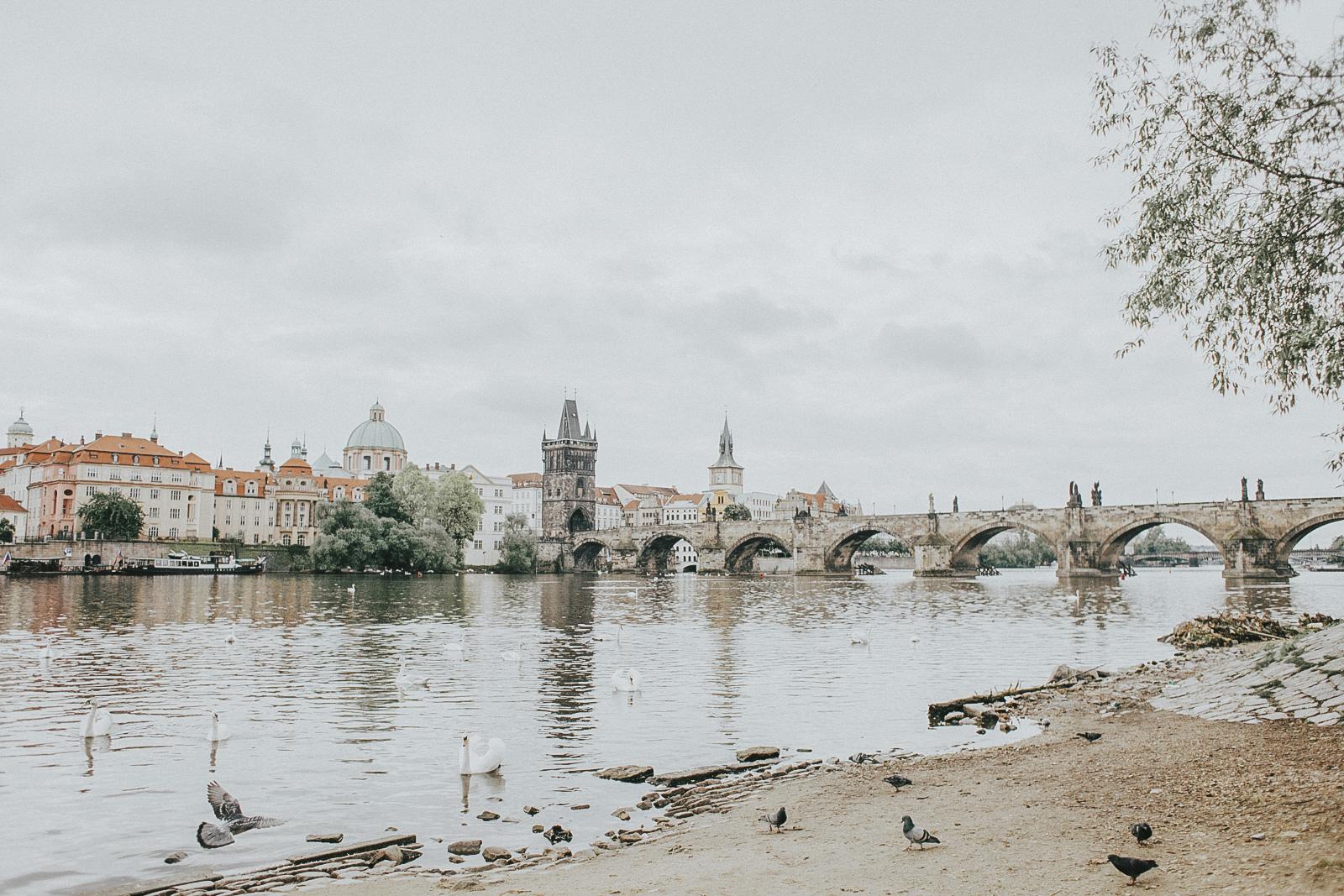 Prague Charles Bridge Photography