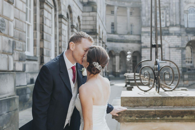Intimate international wedding at Assembly Roxy Edinburgh | Alternative Wedding Venue | Scottish Wedding Photographer | Ceranna Photography