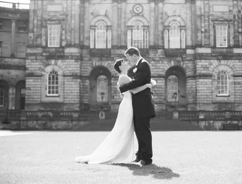 Intimate international wedding at Assembly Roxy Edinburgh | Alternative Wedding Venue | Scottish Wedding Photographer