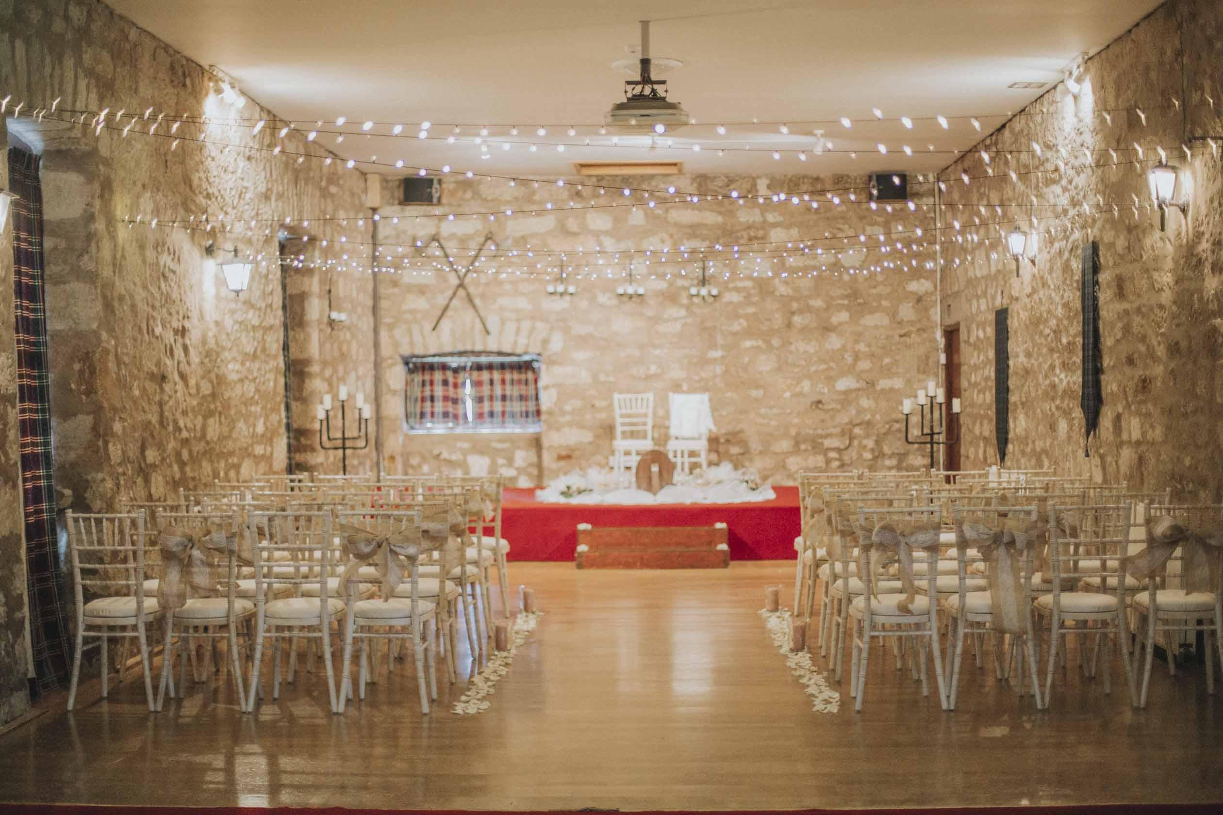 Culcreuch Castle Wedding Photography   Scottish Wedding Photographer   Ceranna Photography   Alternative Photographs   Scottish Elopement   International Couple   Burgundy Colour Scheme