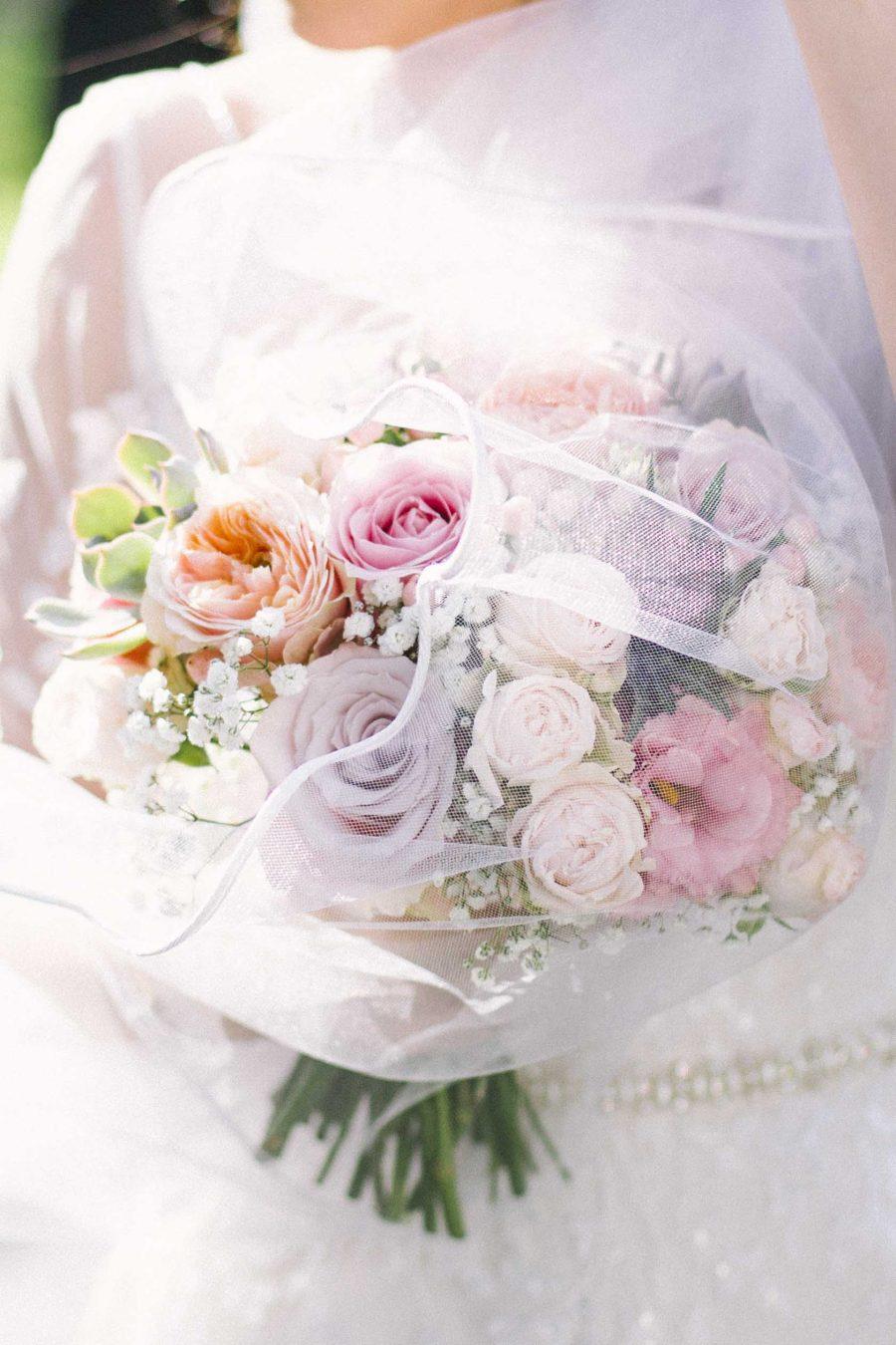 Bridal Portrait | Barn at Barra Castle Wedding | Aberdeenshire wedding photographer | Edinburgh engagement photography
