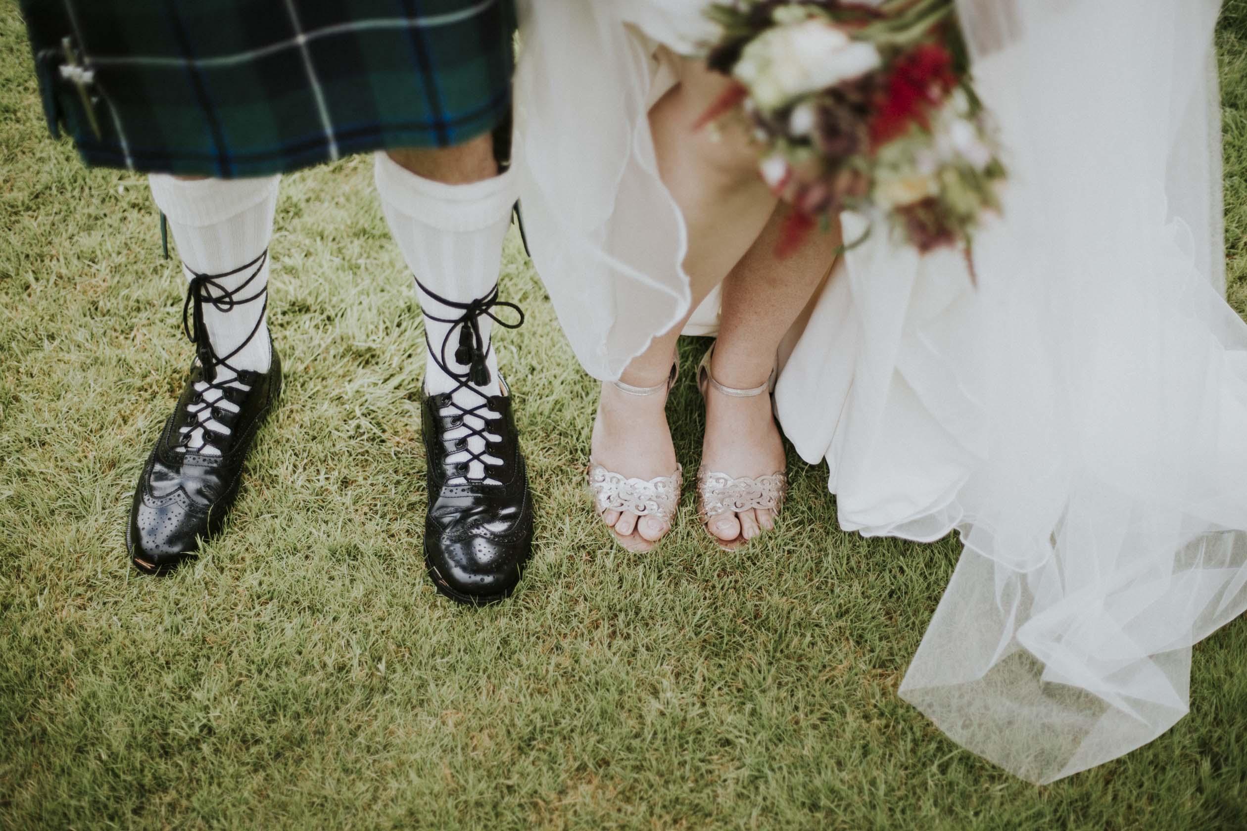 Culcreuch Castle Wedding   Scottish Wedding Photographer   Ceranna Photography   Alternative Photographs   Scottish Elopement   International Couple