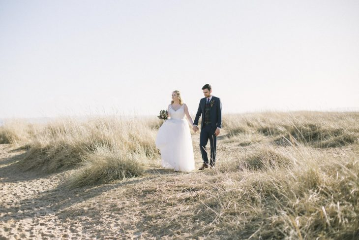 Dornoch Wedding Photography | Scottish Photographer | Alternative Photos | Ceranna Photography | intimate elopement | beach wedding | east coast scotland
