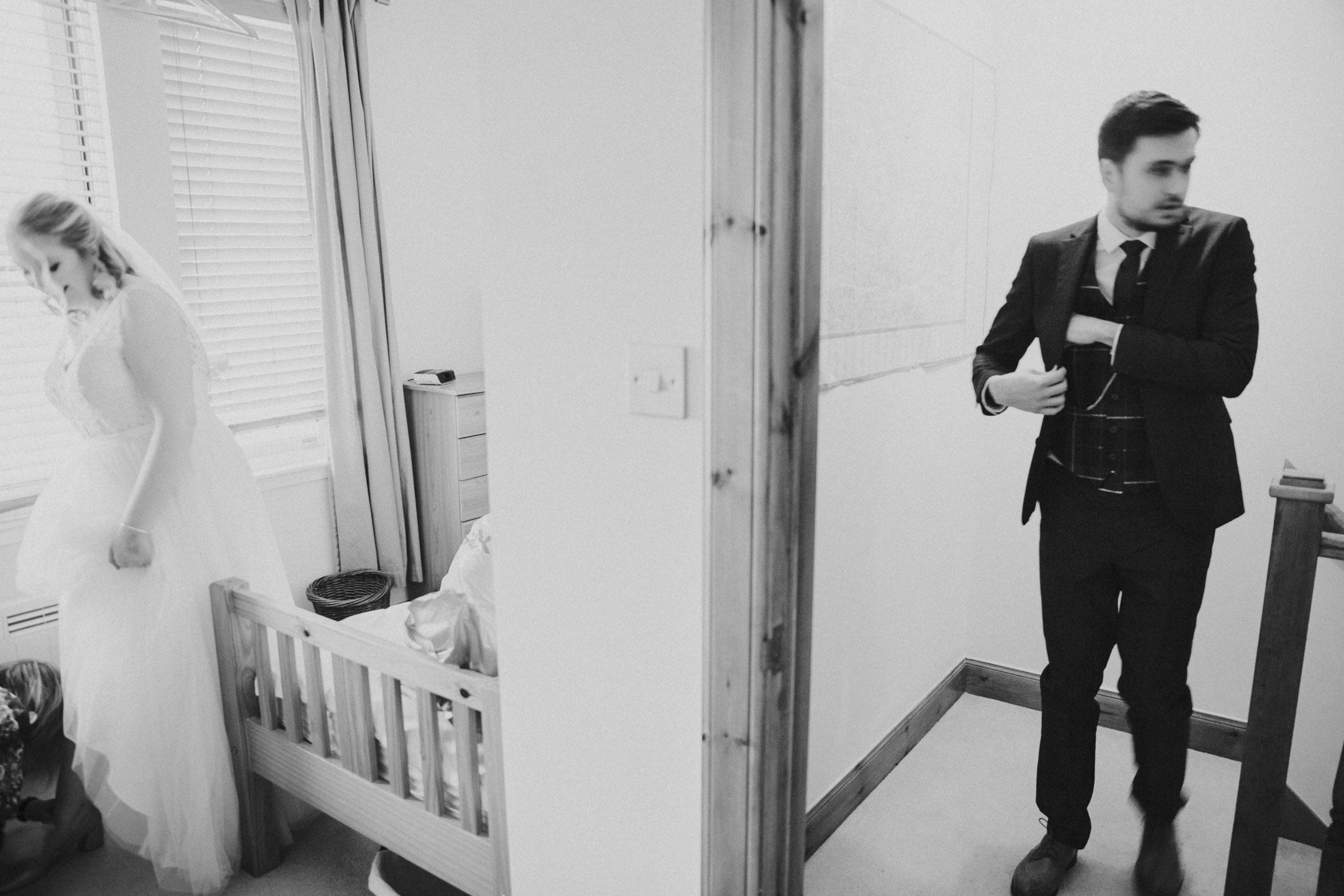 Dornoch Wedding Photography | Scottish Photographer | Alternative Photos | Ceranna Photography | intimate elopement |
