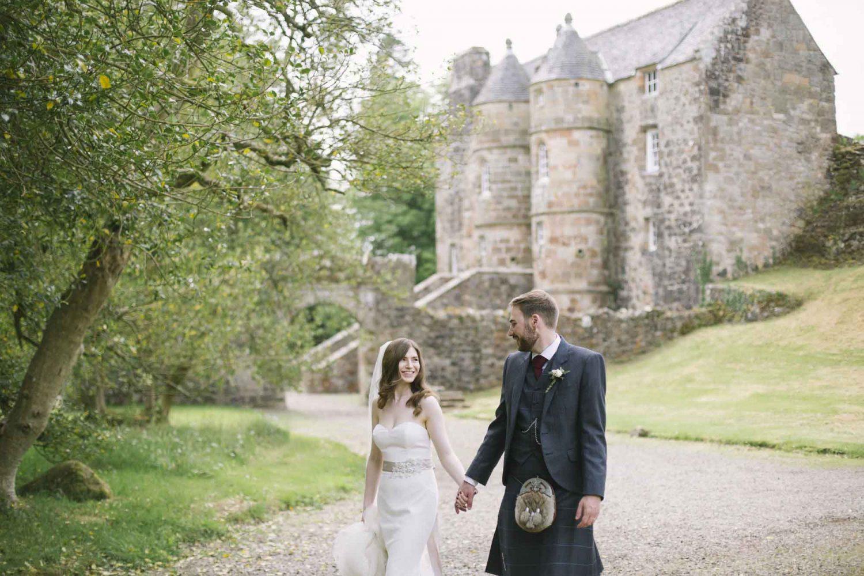 Rowallan Castle Wedding Photography | Lorna & David by Ceranna Photography | Ayrshire wedding photographer
