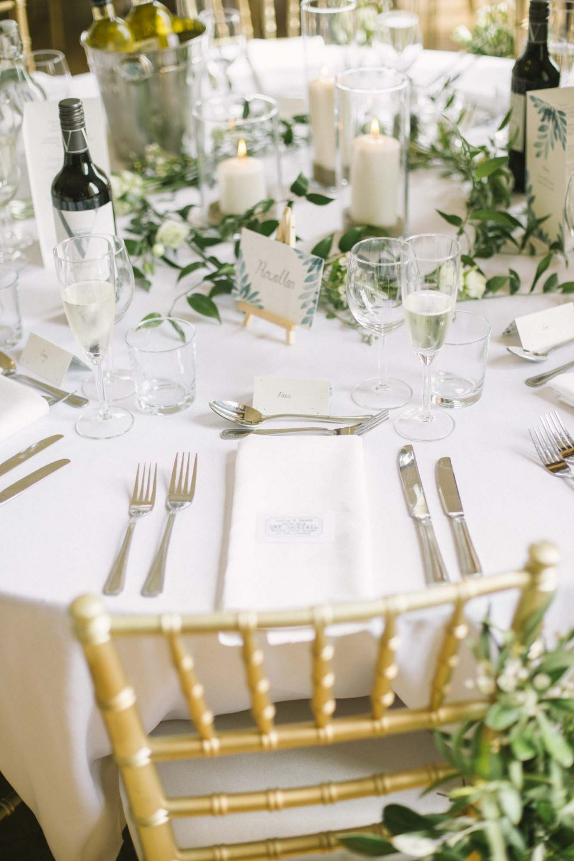 Scottish Castle Wedding | Rowallan Castle Luxury Wedding Decor | Scottish Fine Art Wedding Photography by Ceranna
