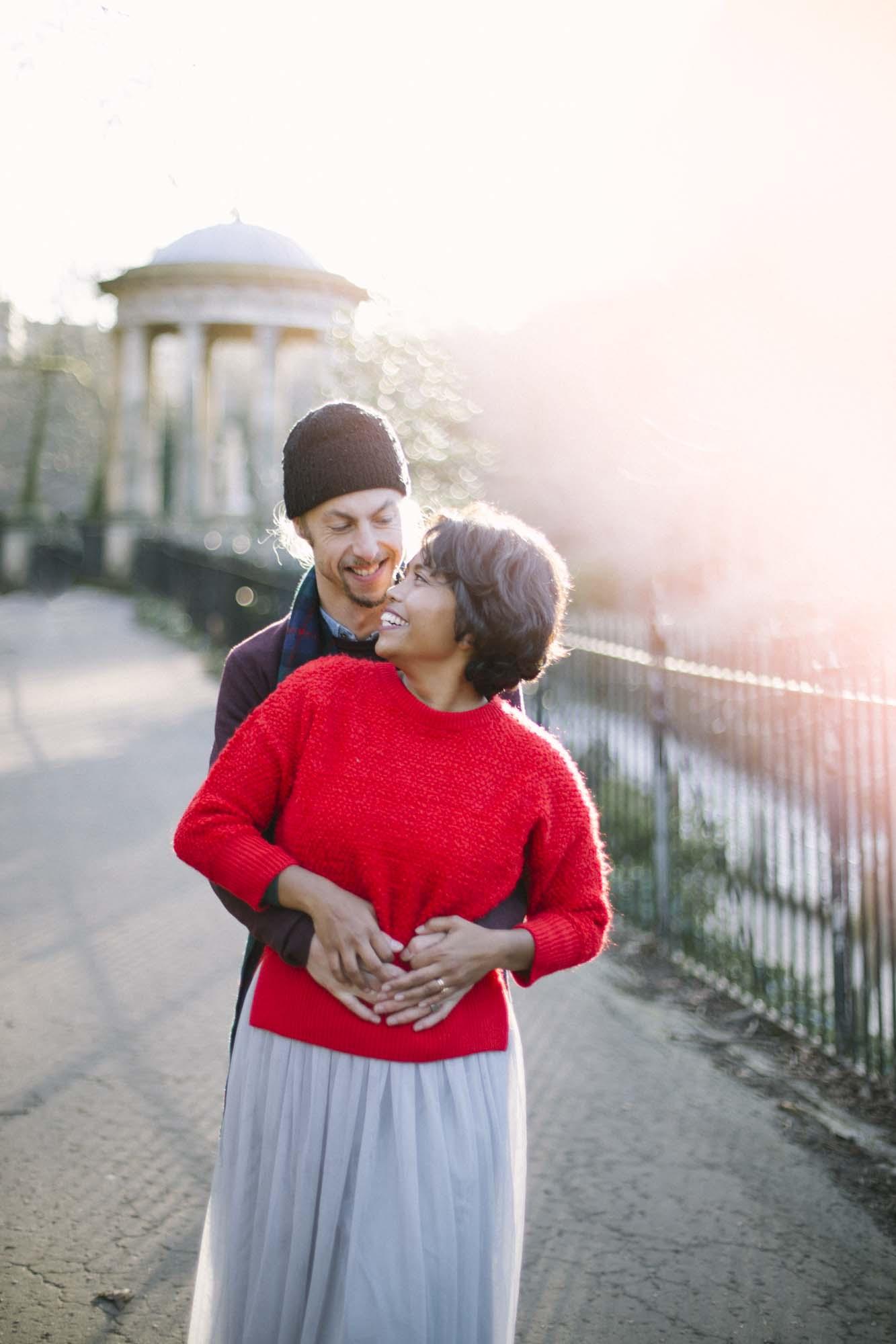 Leith Couple Photographer