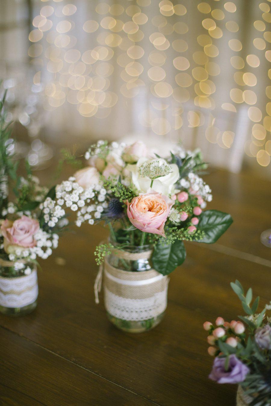 Aberdeenshire wedding photography | barn at barra castle