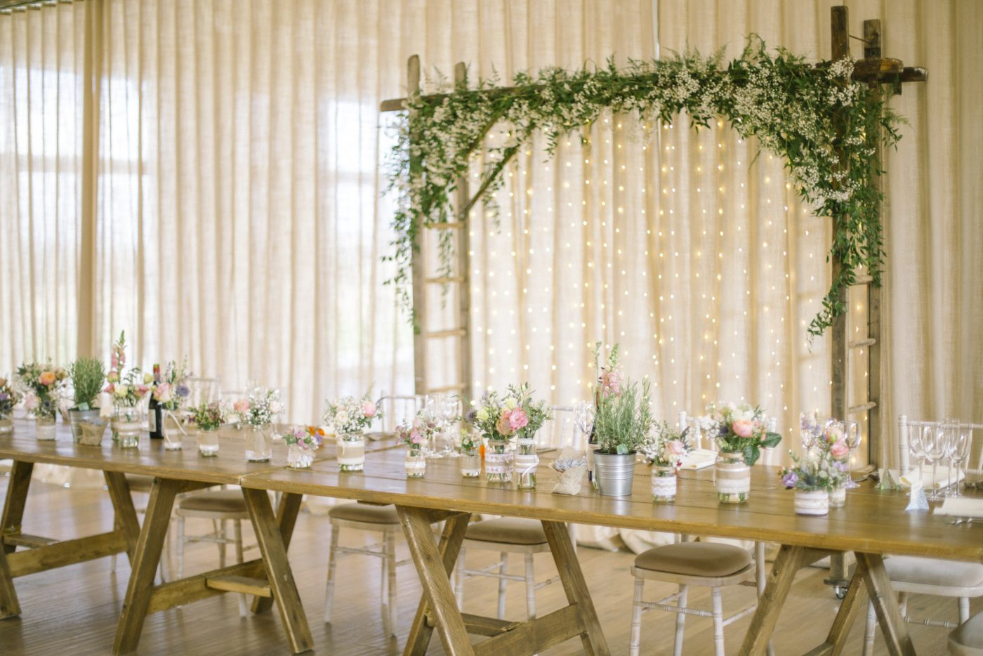 Aberdeenshire wedding photography   barn at barra castle
