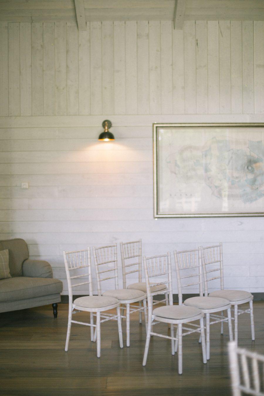 Barn at Barra Castle Wedding Venue   Elegant Rustic Interior