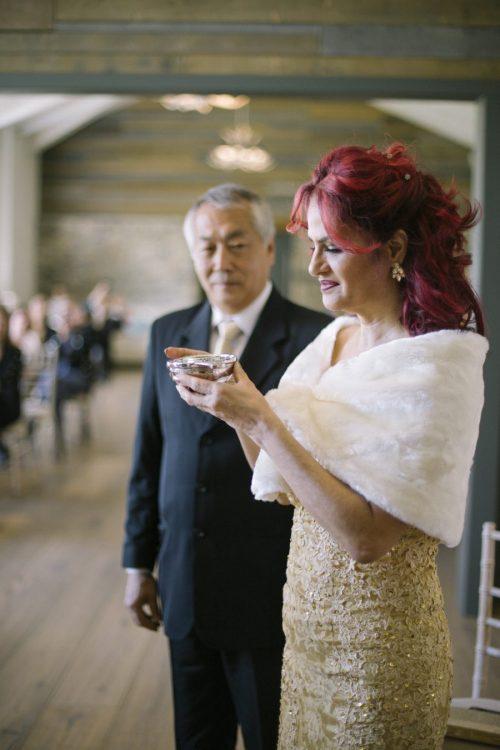 Barn at Barra Castle Wedding Venue | Elegant Rustic Interior | Wedding Photography
