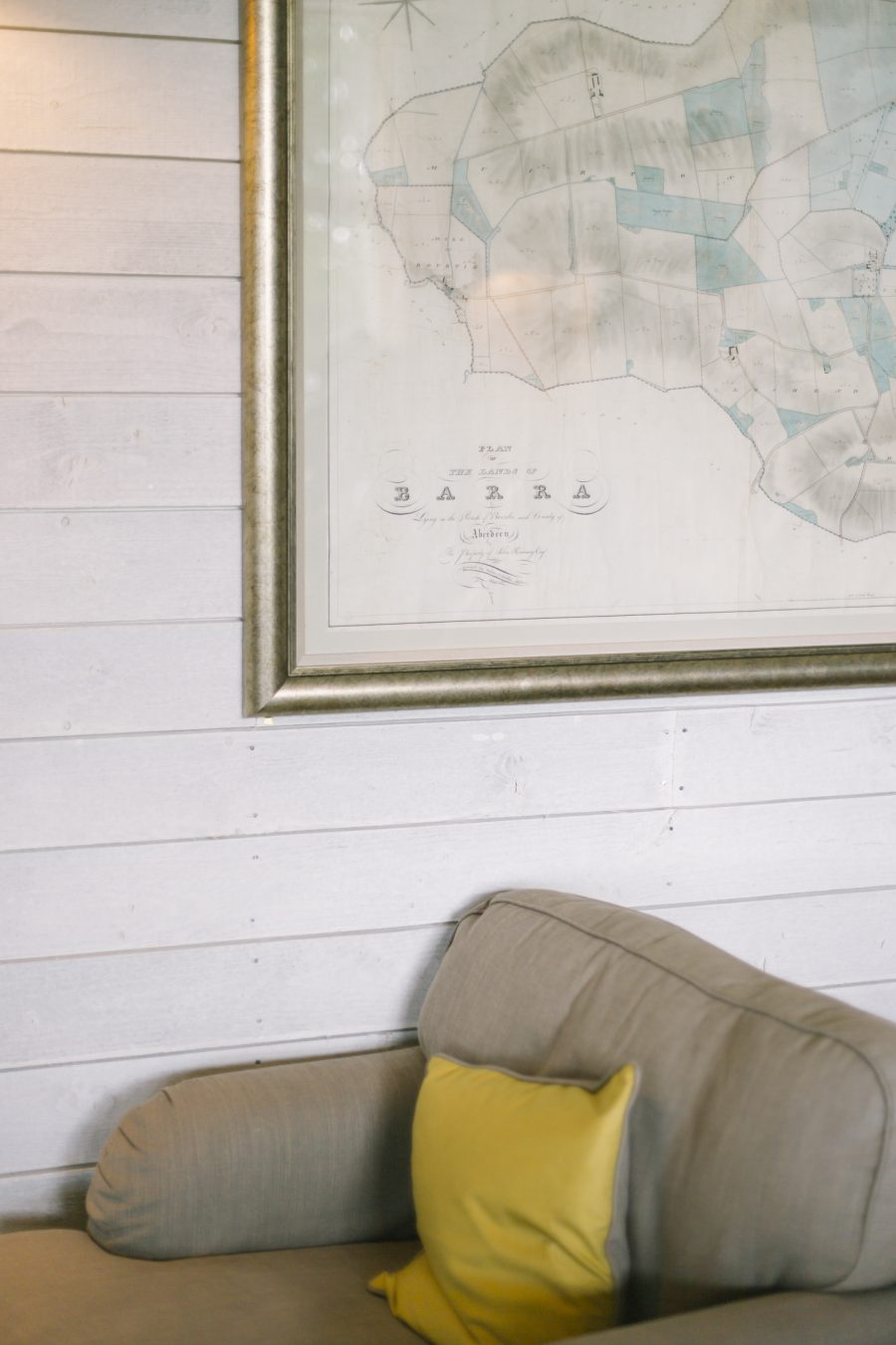 Barn at Barra Castle Wedding Venue | Elegant Rustic Interior