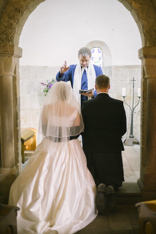 Edinburgh Castle Destination Elopement   St Margarets Chapel Wedding Photographer