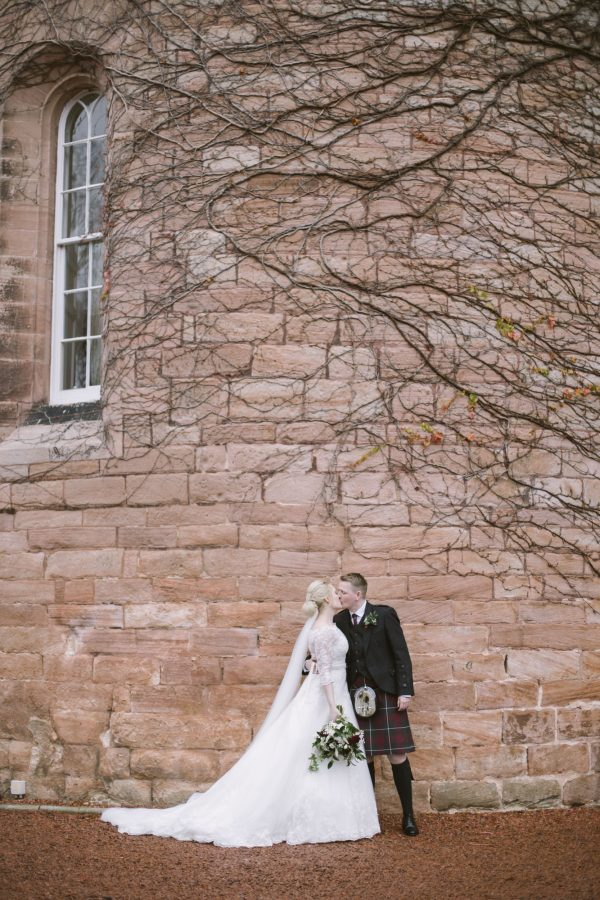 Dalhousie Castle Wedding Photography | Scottish Luxury Hotel | Edinburgh Wedding Photographer | Ceranna Photo