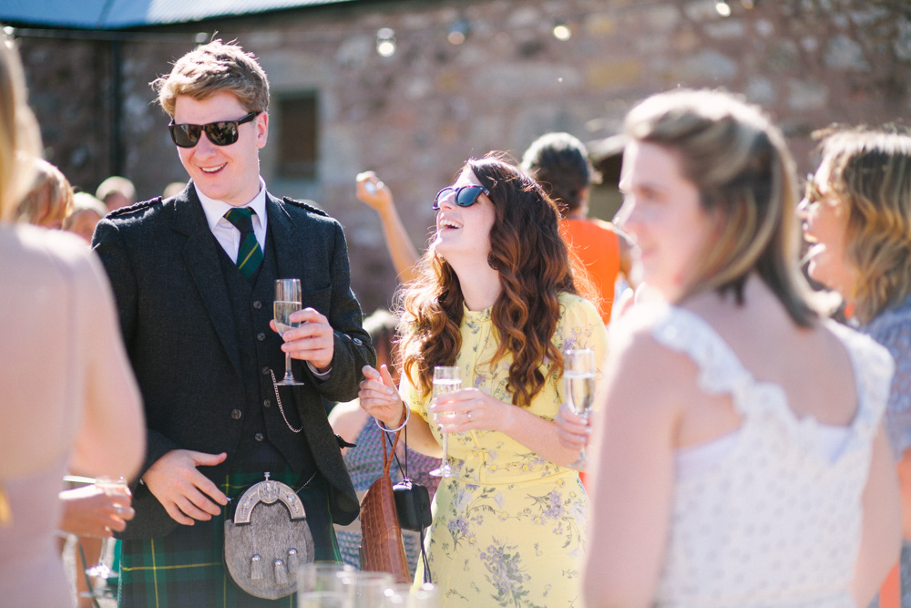 Mr and Mr | Scottish same sex wedding | Cow Shed Crail Wedding Photographer a