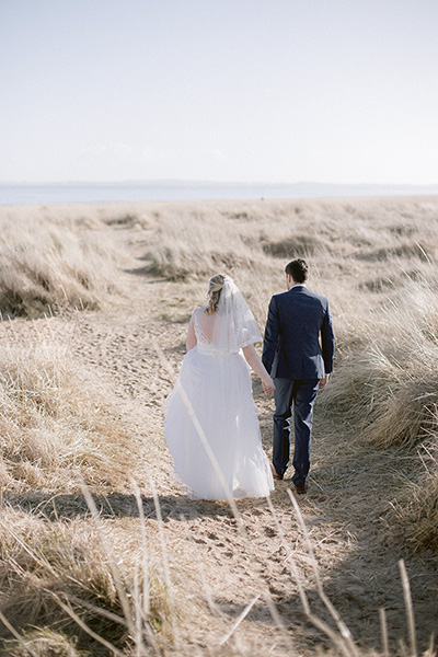 Dornoch Beach Wedding Photography