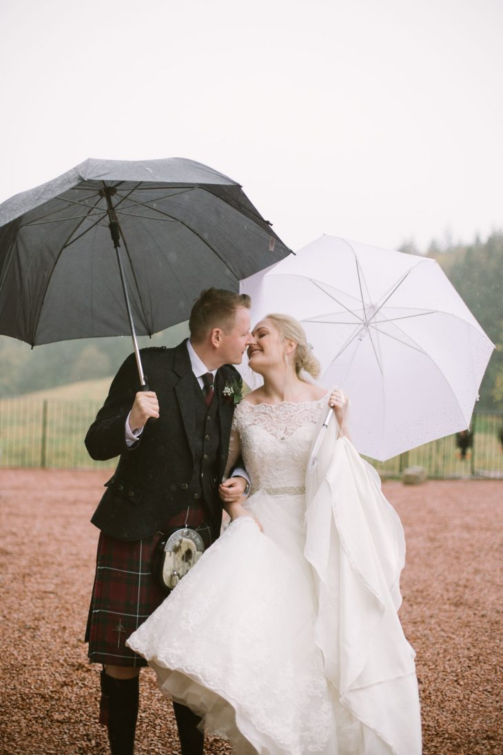 Dalhousie Castle Weddding Photography