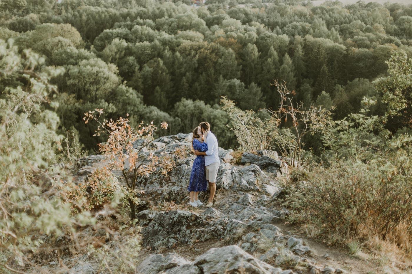 rande v divoké šárce