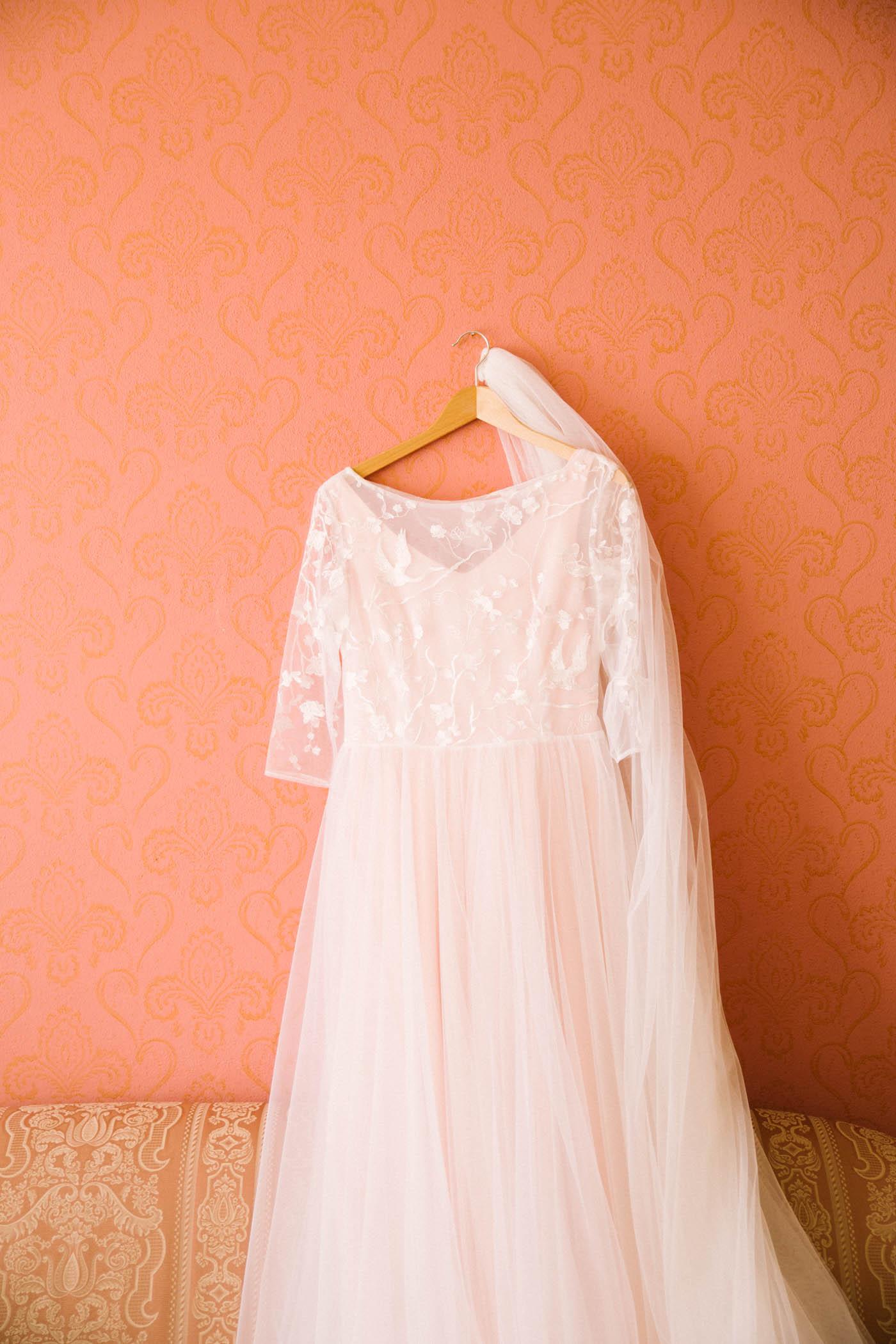 Ruzove svatebni saty | Svatba Lasakuv Mlyn