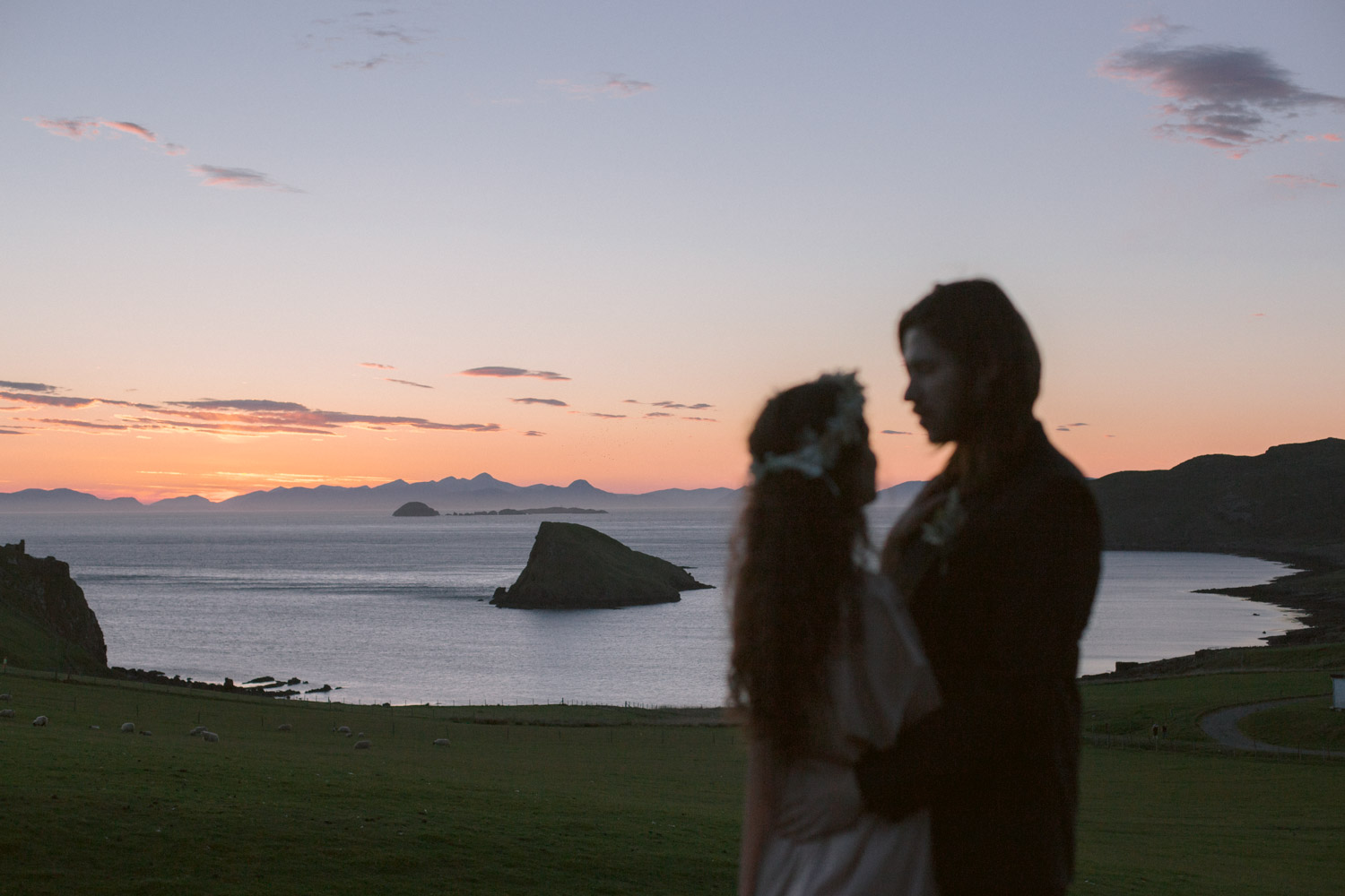Romantic Isle of Skye Wedding Photography