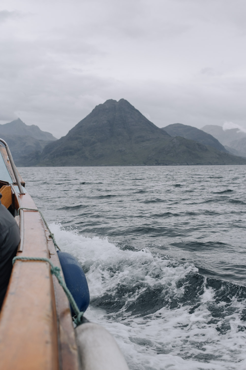 Misty Isle Boat Trip - Isle of Skye Scotland