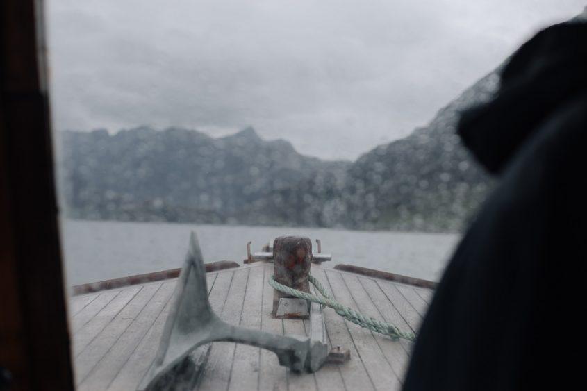 Misty Isle of Skye boat ride