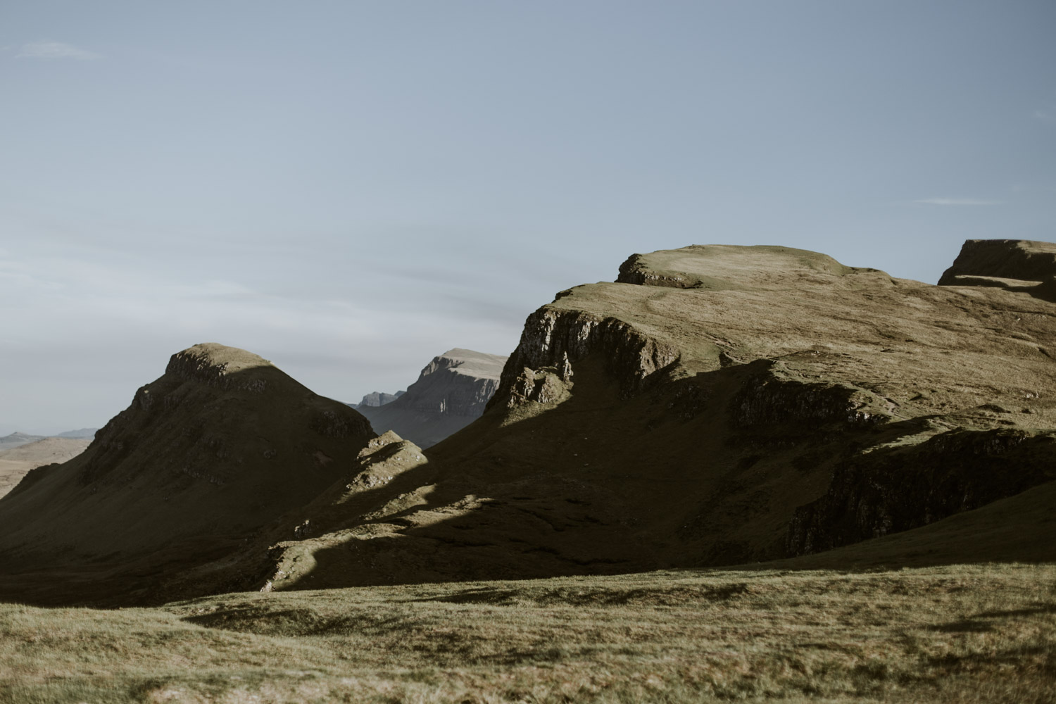 Quiraing Elopement Photography