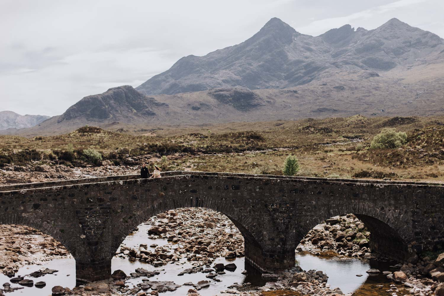 Sligachan Bridge Wedding Photos