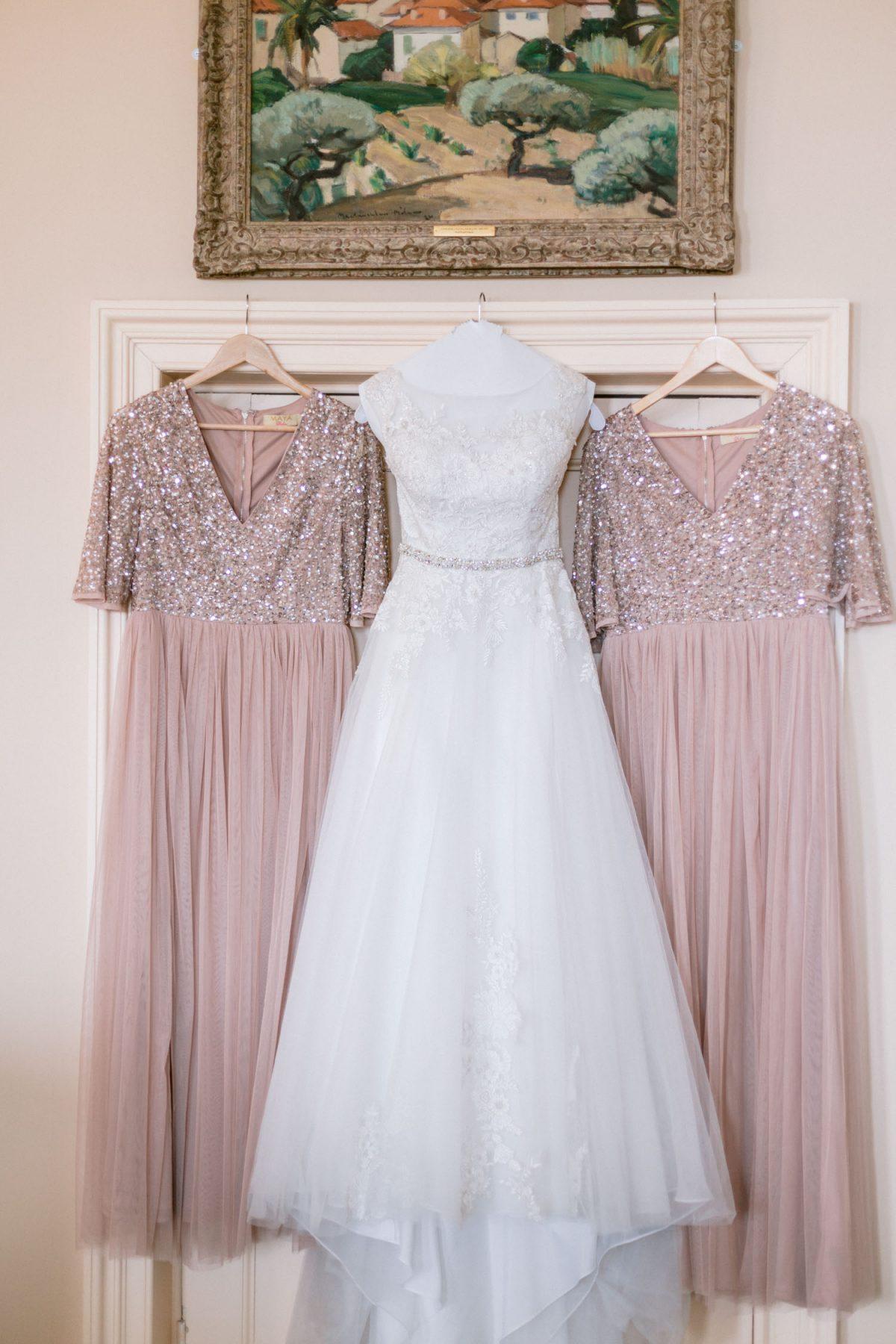 Blush Pink Bridesmaid dress photography inspiration