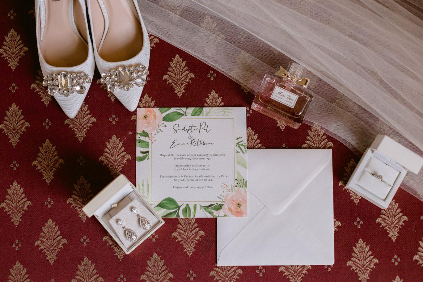 Culzean Castle Luxury Wedding Photography