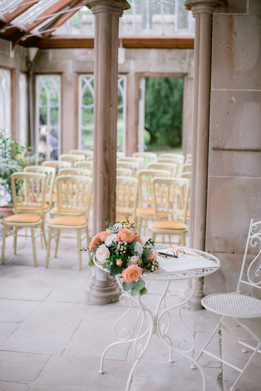 Culzean Castle Orangerie Wedding Photography | Ayrshire Luxury Wedding Photographer