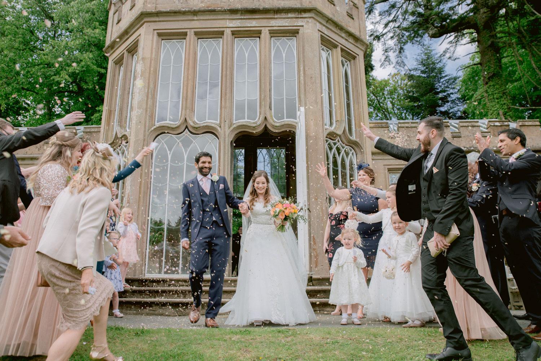 Orangerie at Culzean Castle | Wedding Photography