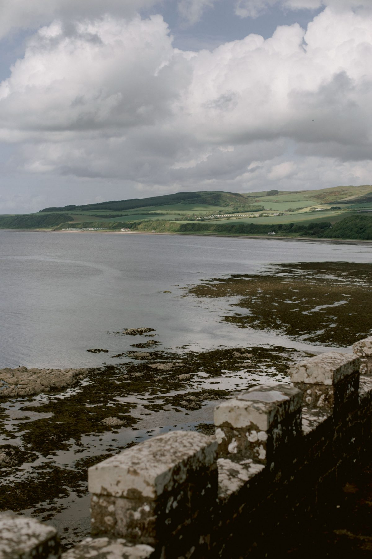 Culzean castle sea views