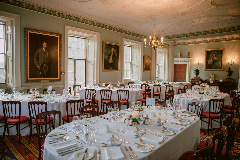 Culzean Castle Wedding Reception Photography