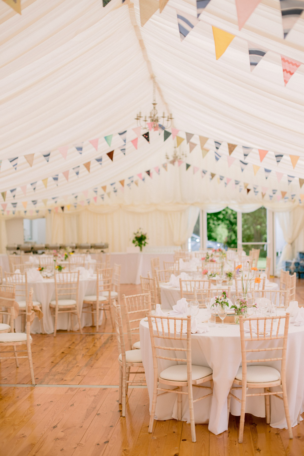Colourful Marquee Wedding at Paxton House - Scottish Borders Wedding Photography