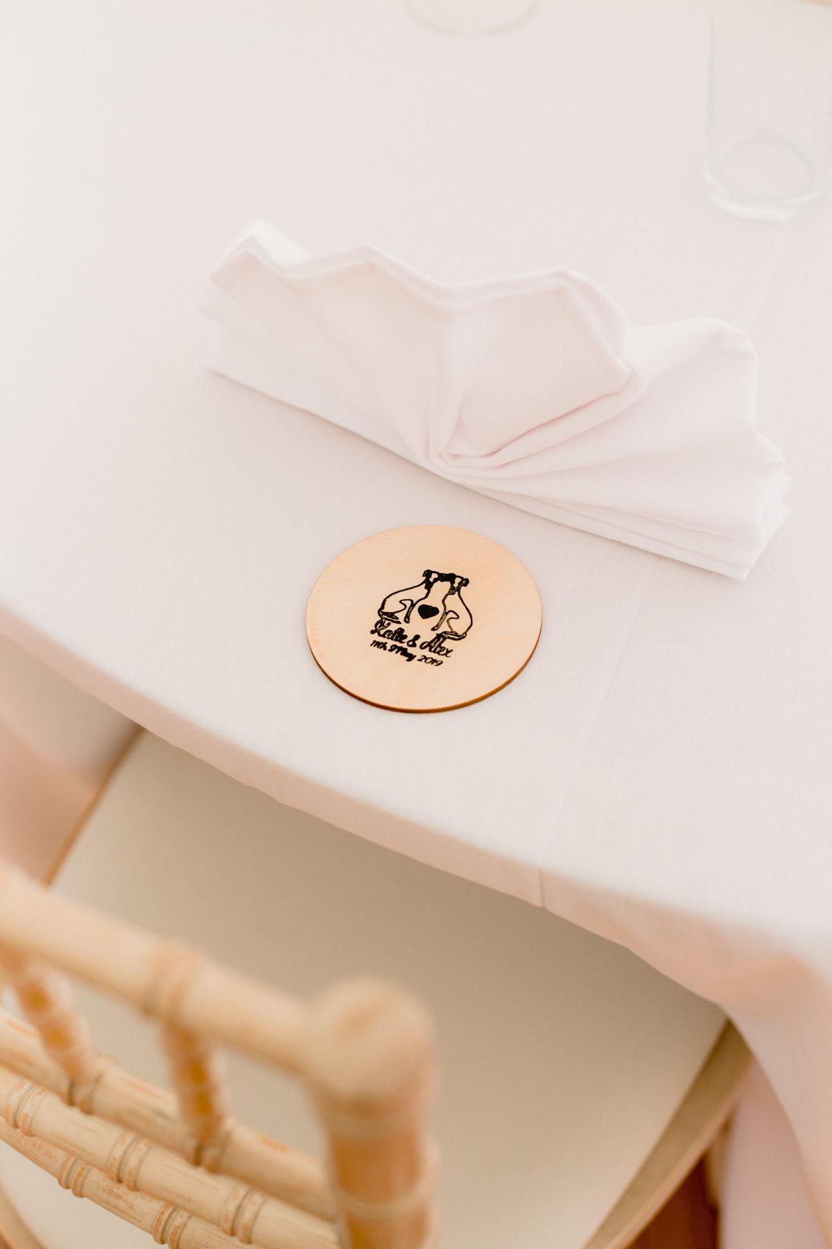 Dog themed wedding | Paxton House Wedding