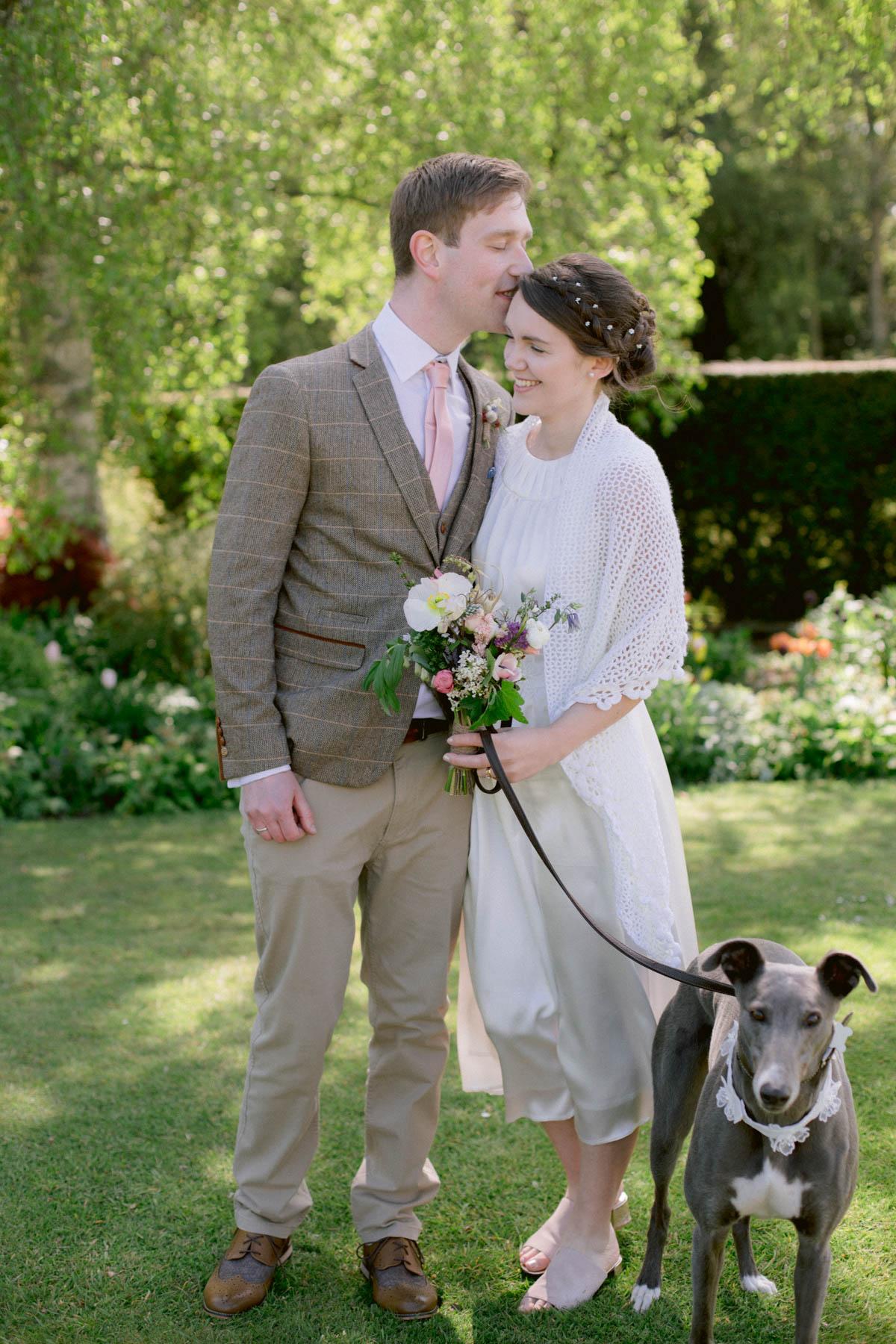 Dog Themed Paxton HOuse Wedding