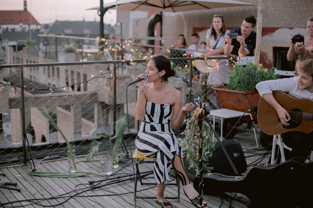 Zea | Střecha Lucerny by Ceranna Photography