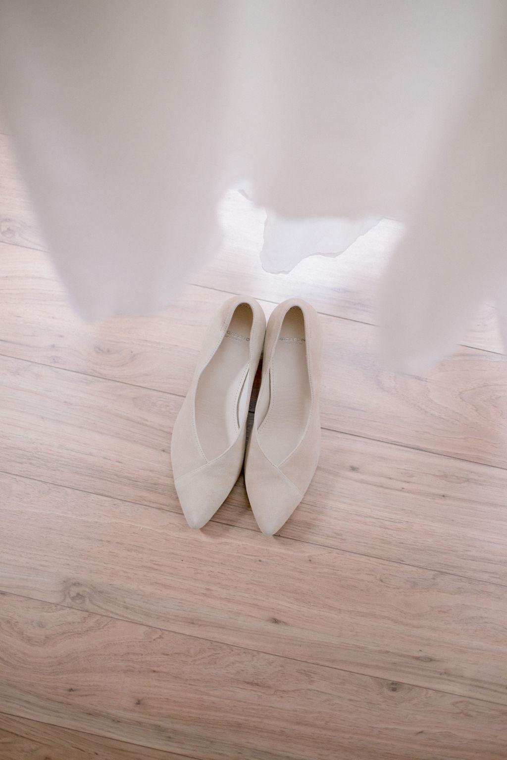 Vagabond wedding shoes