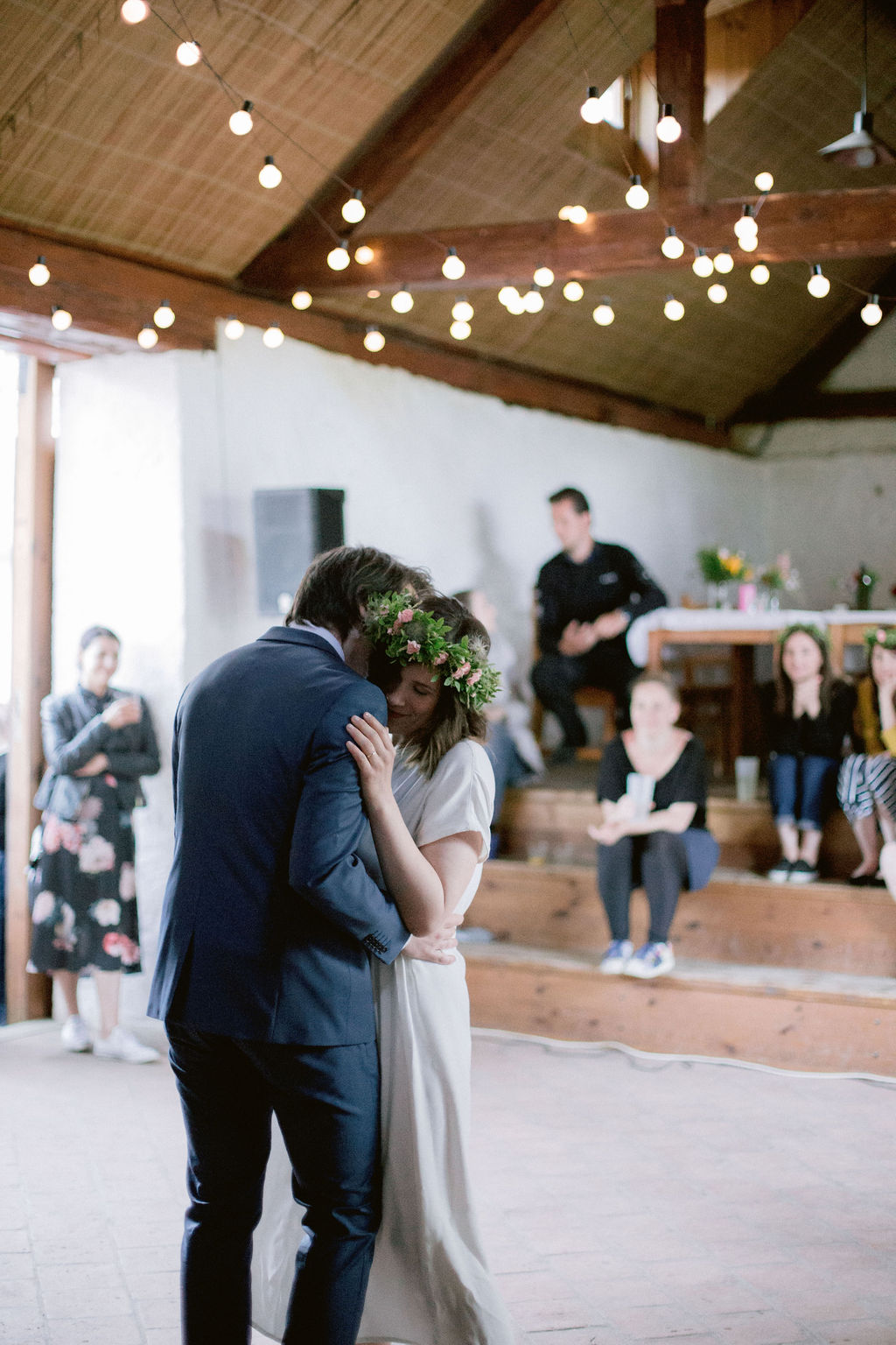 DIY South Bohemian Wedding in a barn
