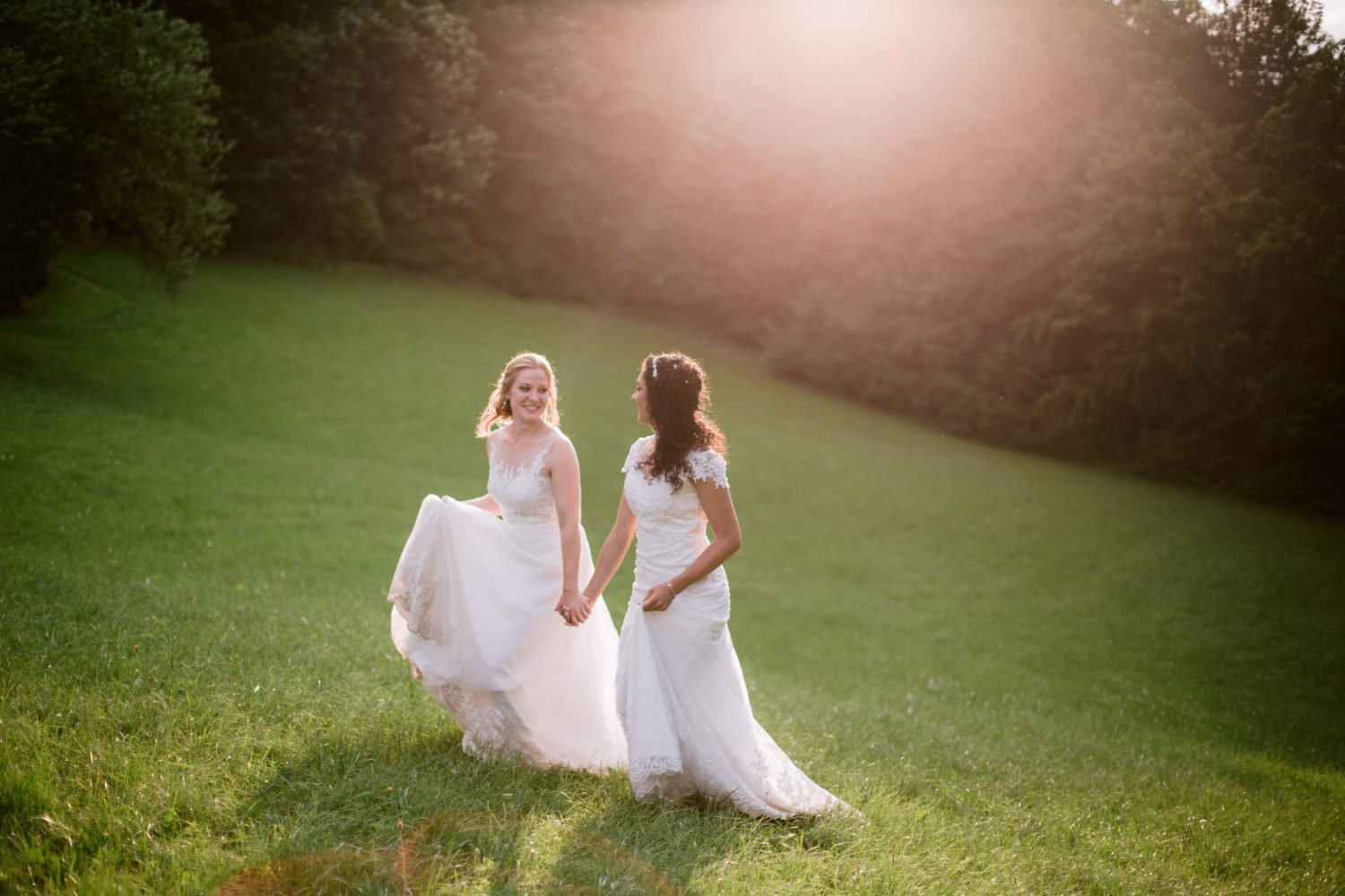 Scotland Lesbian Destination Wedding Photographer | Ceranna Photography | Scottish Wedding Photographer