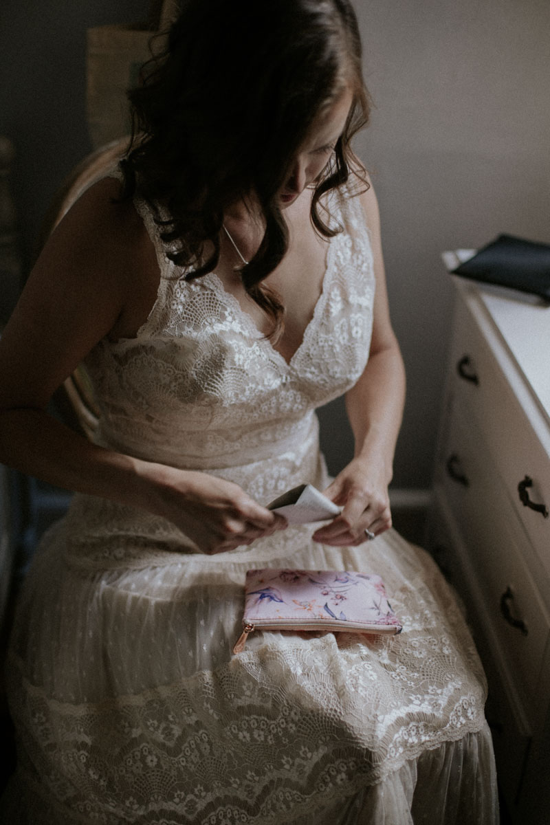 Edinburgh Intimate Elopement photography