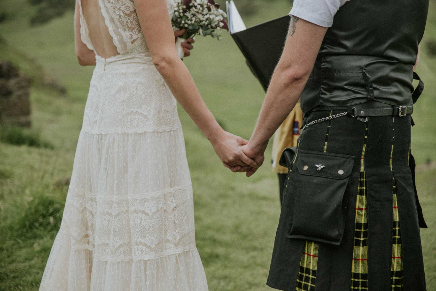 Edinburgh Elopement | Scotland Destination Wedding | Ceranna Photography