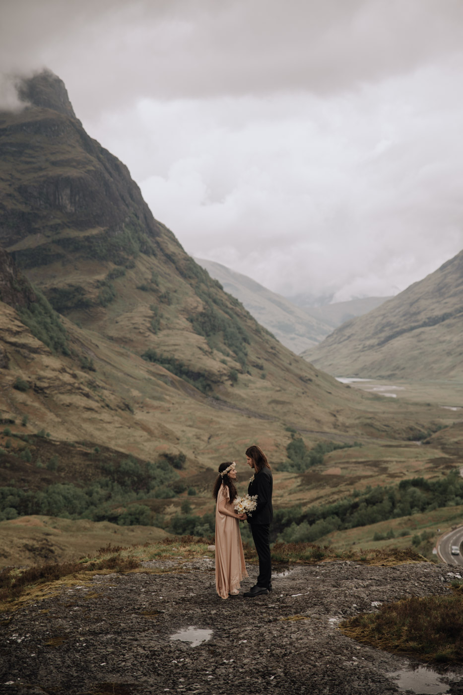 Glencoe Photographer Wedding