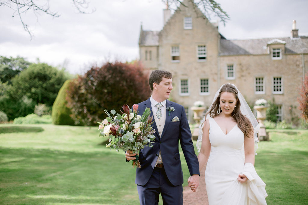 Kirknewton House Wedding | Edinburgh Wedding Photographer